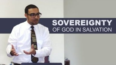 Sovereignty of God in Salvation