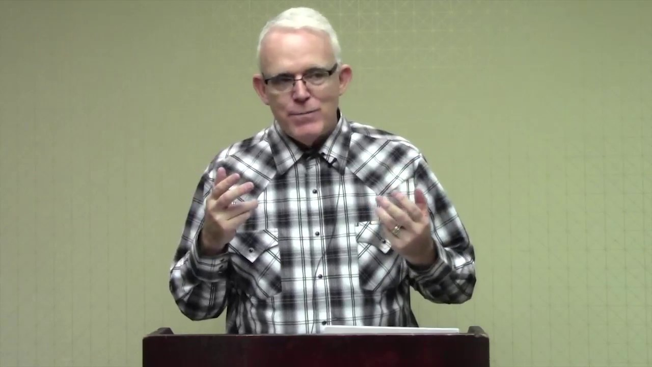 Eschatology Leading to Holiness and Godliness – Jeff Peterson