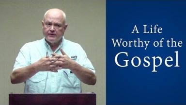 A Life Worthy of the Gospel – John Sytsma