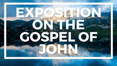 John 13: 31-35 – Brandon Davison